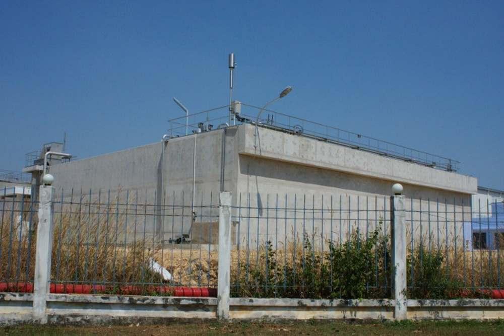 Bể xử lý kị khí UASB trong xử lý nước thải ngành thực phẩm