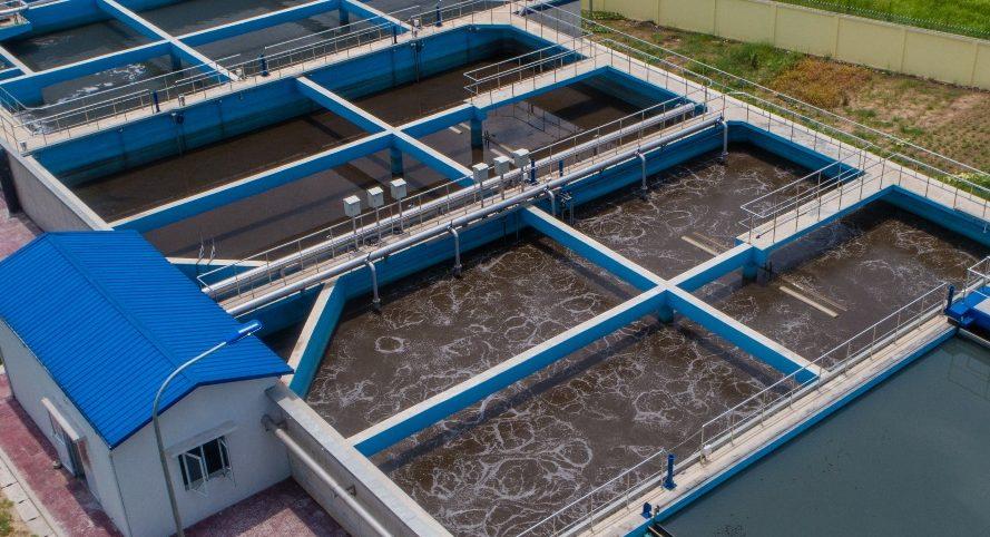 Công nghệ SBR trong hệ thống xử lý nước thải khu công nghiệp