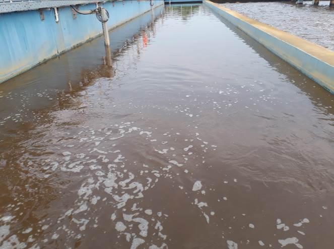 Bể thiếu khí trong xử lý nước thải công nghiệp